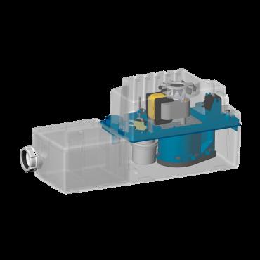 bomba condensados - SANICONDENS BEST FLAT - semitransparente