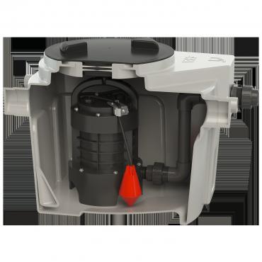 SANIFOS110 - depósito con bomba sumergible - SFA