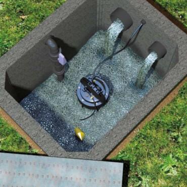 SFA SANIPUMP - bomba sumergible - entorno
