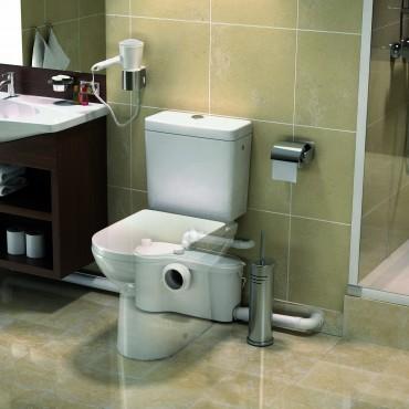 Instalación de un cuarto de baño completo